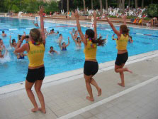 Fitness day - Le istruttrici